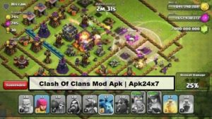 FRee Clash of Clans v10.134.6 APK Download