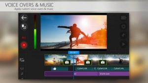 Free PowerDirector Video Editor App v4.14.1 APK Download