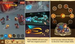 Download Almost A Hero v2.2.3 APK Free