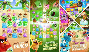 Download Angry Birds Match v1.5.1 APK Free