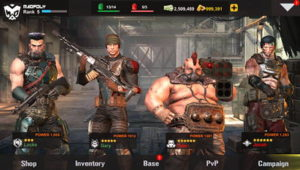 Dead Warfare Zombie v1.6.2.35 APK Download Free