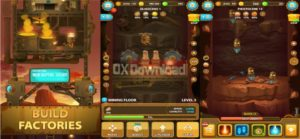 Download Deep Town: Mining Factory v3.5.7 APK Free