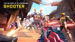 Shadowgun Legends v0.6.1 APK Free Download Setup