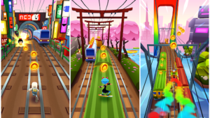 Free Subway Surfers v1.91.2 APK Download