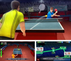 Free Table Tennis 3D v1.0.33 APK Download