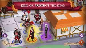 Download King and Assassins: The Board Game v1.0 APK Free