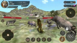 Free The Wolf v1.5.2 APK Download