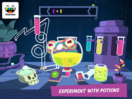 Free Toca Mystery House v1.0.1 Apk Download