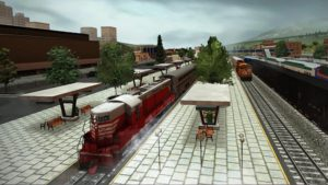 Download Train Simulator PRO 2018 v1.3.7 APK Free