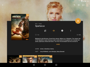 Plex for Android v7.5.0.6441 APK Download Free