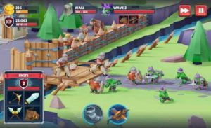 Download Game of Warriors v1.1.7 APK Free