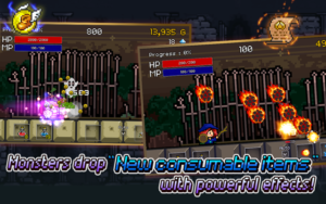 Buff Knight Advanced v1.0.9 APK Download Free
