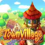 Town Village Farm, Build, Trade, Harvest City v1.7.4 APK Free Download