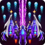 Space X Sky Wars of Air Force v4.2 APK Free Download