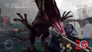 Dino Hunter Deadly Shores v3.1.1 APK Download Free