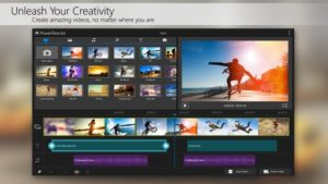 Download PowerDirector Video Editor App v4.14.1 APK Free