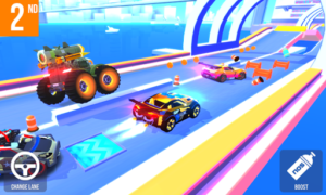 Free SUP Multiplayer Racing v1.7.5 APK Download