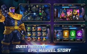 Download MARVEL Contest of Champions v19.1.0 APK Free