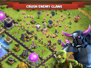 Clash of Clans v10.134.6 APK Download Free