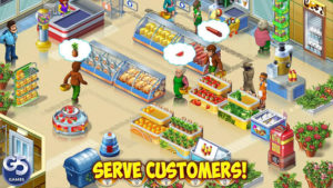Supermarket Mania® Journey v3.8.900 APK Download Free
