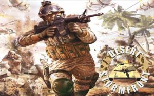 Desert Stormfront v1.0.11 APK Free Download