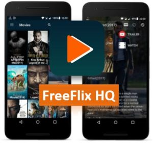 FreeFlix HQ v3.0.8 APK Free Download Setup