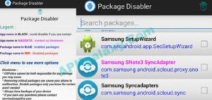 Package Disabler Pro v12.8 APK Download Free