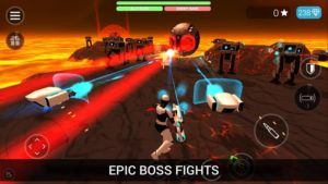 Download CyberSphere: Sci-fi Shooter v1.8.2 APK Free