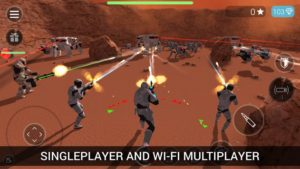 Free CyberSphere: Sci-fi Shooter v1.8.2 APK Download
