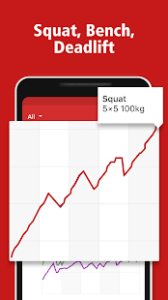 Free StrongLifts 5x5 Workout v2.5.10a APK Download