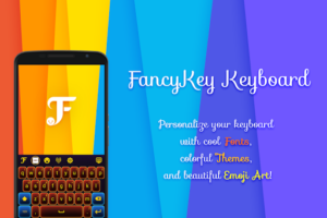 Free FancyKey Keyboard Cool Fonts v4.5 build 4082 APK Android  Download