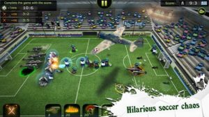 FootLOL Crazy Soccer v1.0.8 APK Download Free