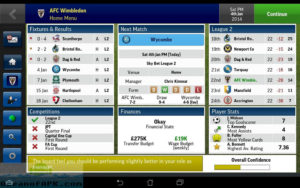 Free Football Manager Classic 2015 v15.3.2 APK Download