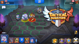 Free Tactical Monsters Rumble Arena v1.10.16 APK Download