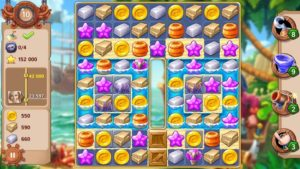 Free Pirates & Pearls ™ A Treasure Matching Puzzle v1.6.701 Mod APK Download