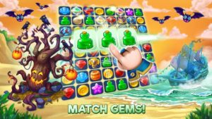 Download Pirates & Pearls ™ A Treasure Matching Puzzle v1.6.701 Mod APK Free