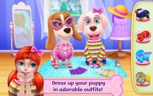 Puppy Life Secret Pet Party v1.0.1 APK Download Free