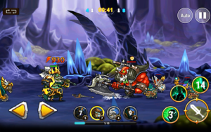 Download Legend Heroes Epic Battle v1.0.50 APK Free