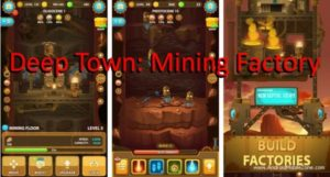 Deep Town: Mining Factory v3.7.7 APK Free Download Setup