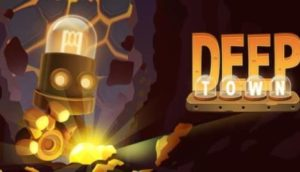 Deep Town: Mining Factory v3.7.7 APK Free Download