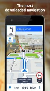 Download GPS Navigation and Offline Maps Sygic v17.4.21 APK Free