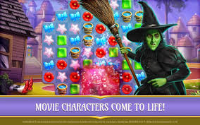Download The Wizard of Oz Magic Match 3 v1.0.3414 APK Free