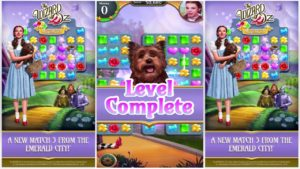Free The Wizard of Oz Magic Match 3 v1.0.3414 APK Download