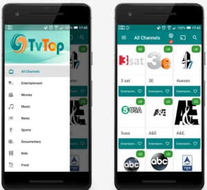 Download TvTap Pro for FireStick and Android Boxes v2.7 APK Free