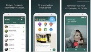 WhatsApp Messenger v2.18.352 APK Download Free