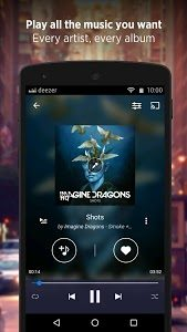 Download Deezer Music Player Songs, Radio and Podcasts v5.4.0.49 APK Free