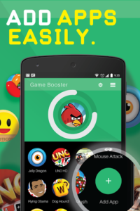 Download Game Booster 4x Faster v1.0 APK Free