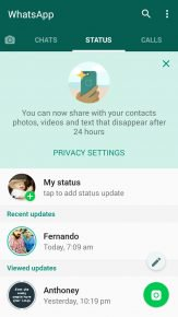 Download WhatsApp Messenger v2.18.376 APK Free