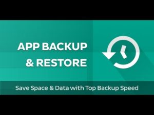 Free App Backup and Restore Pro v1.0.2 build 56 APK Download