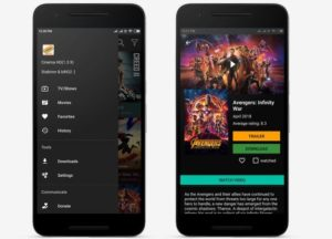 Free Cinema HD v1.3.9 APK Android Download
